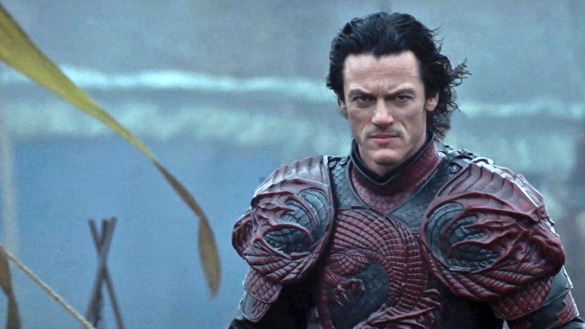 Evans é a nova e heróica encarnação de Drácula