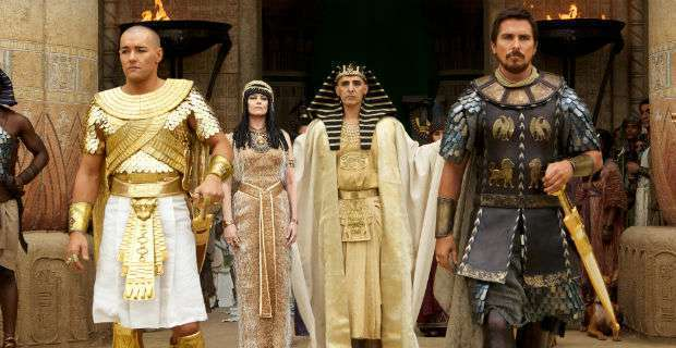 Exodus cast