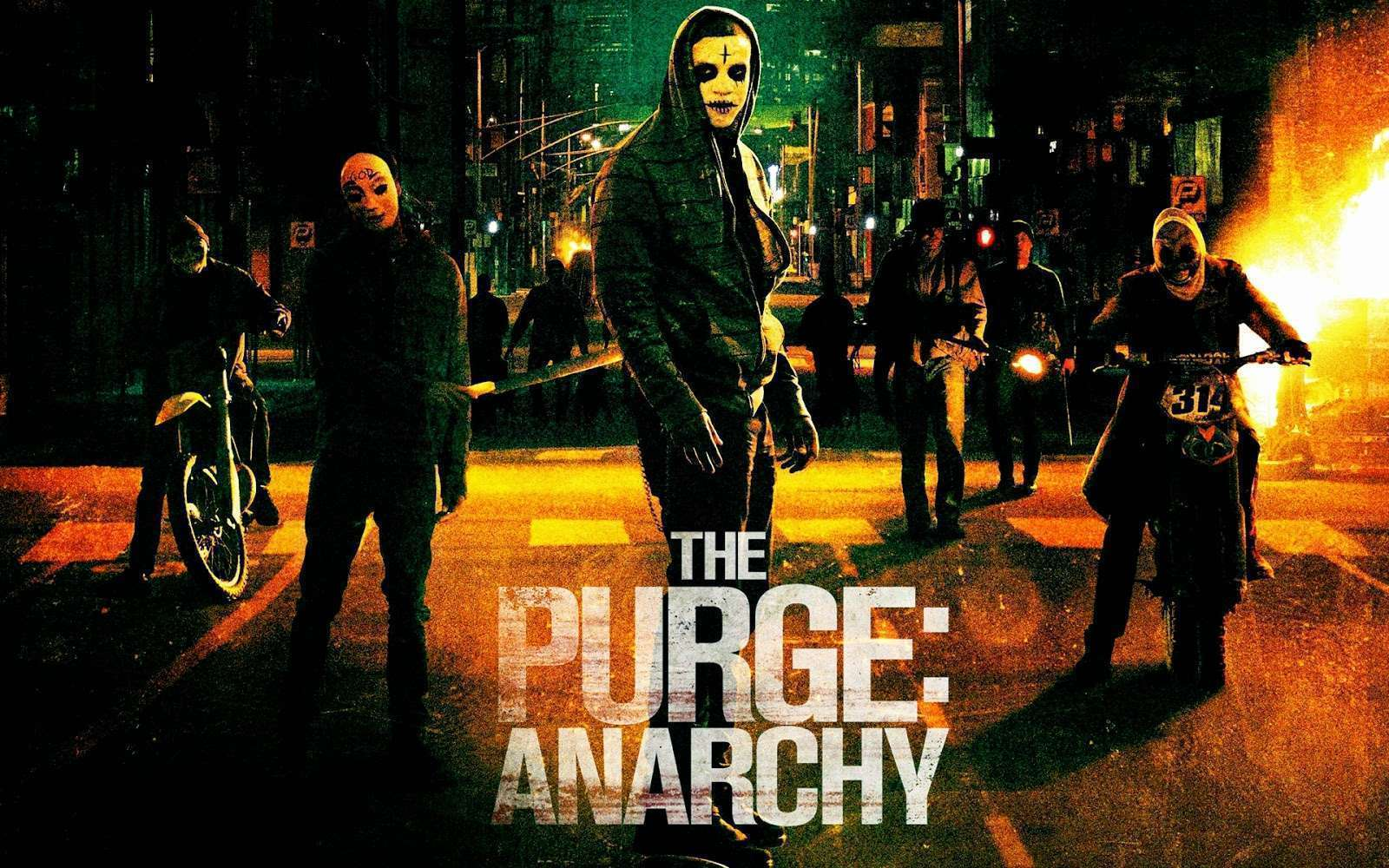 The Purge Anarchy wallpaper