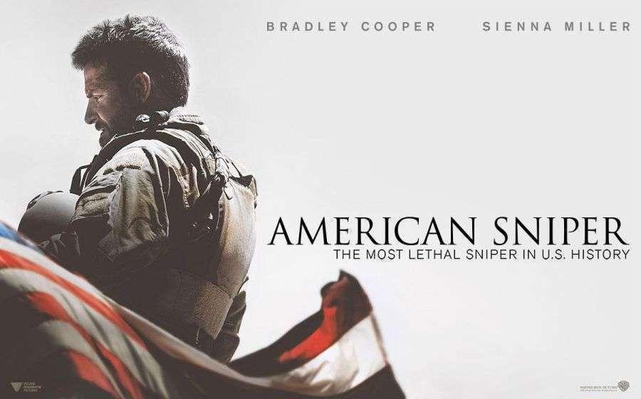 Política se mistura a Cinema com o atirador americano - O PipoqueiroO  Pipoqueiro
