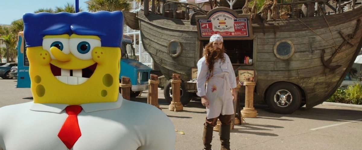 SpongeBob Bandeiras