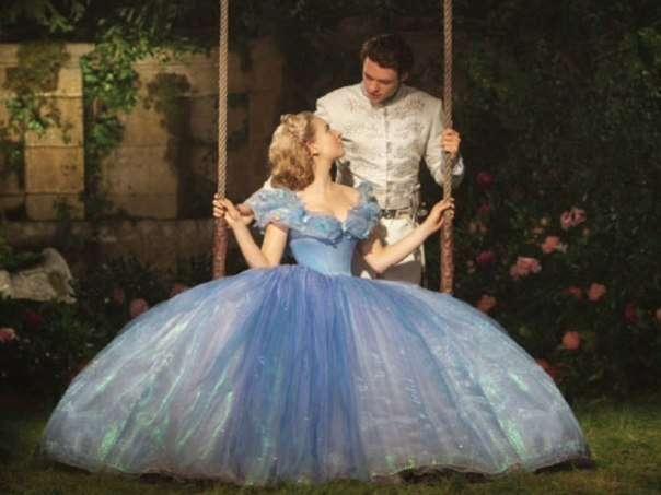 Cinderella couple