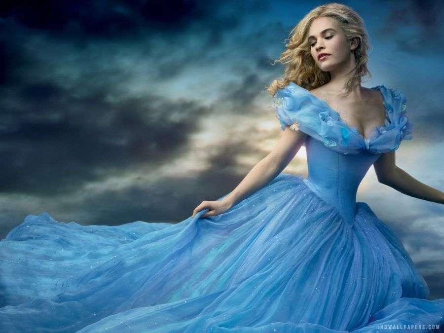 É, de fato, um belo vestido!