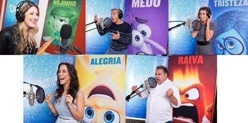 Os principais nomes do elenco brasileiro
