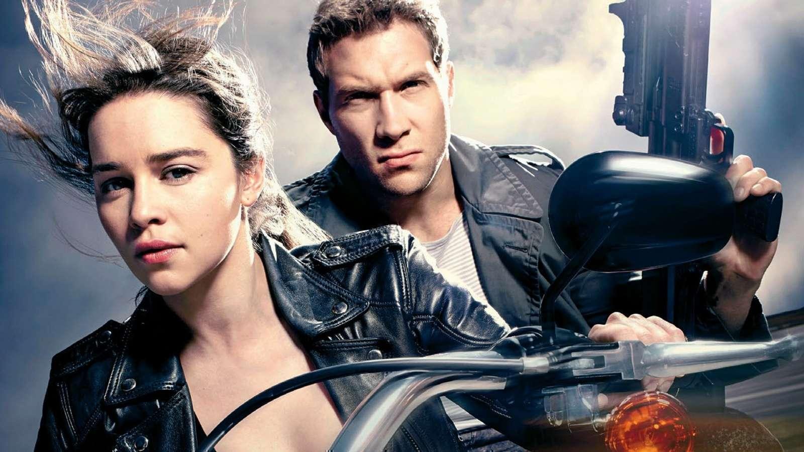 Terminator Genisys scene