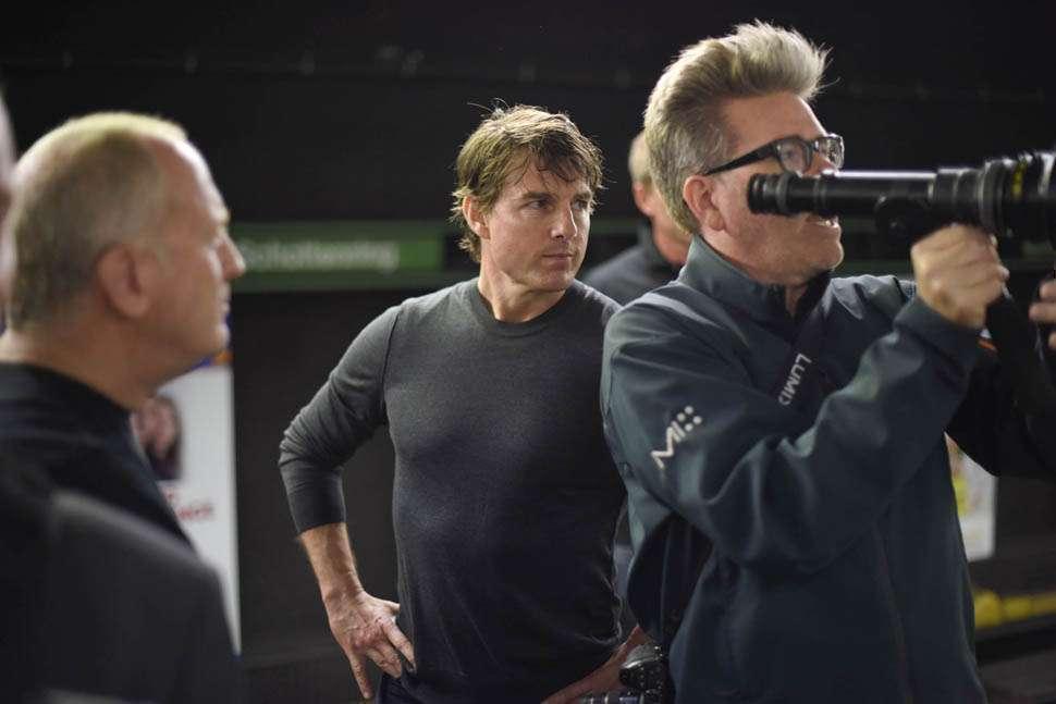 McQuarrie comanda o primeiro dia de filmagens em Viena