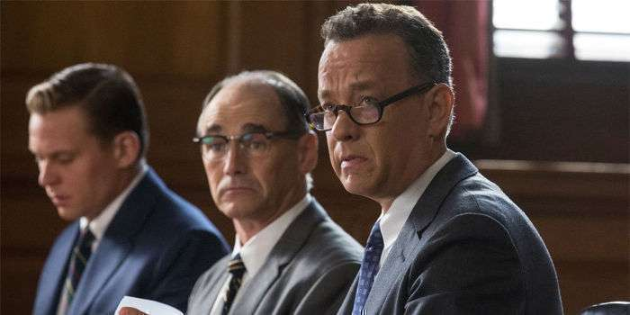 Bridge of Spies scene