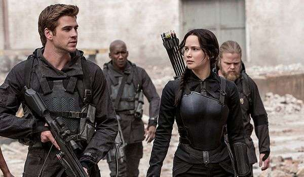 Mockingjay II scene