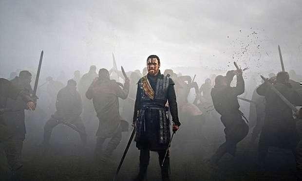 Macbeth battle