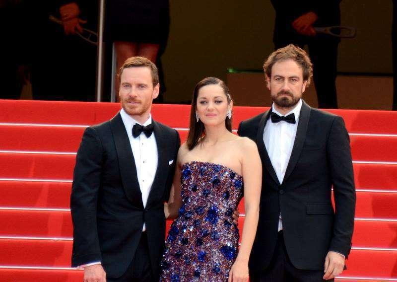 O diretor e seus protagonistas levaram o longa a Cannes