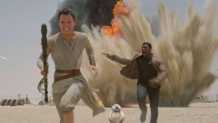 Star Wars - Recibe news, ontem!