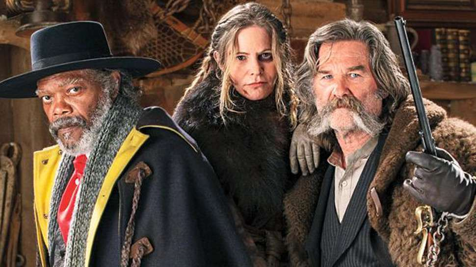 The Hateful Eight leading