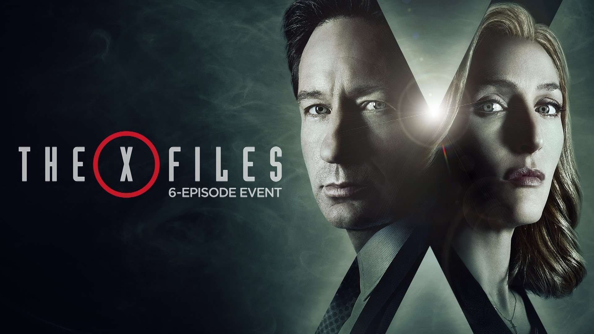 X Files 2016 poster