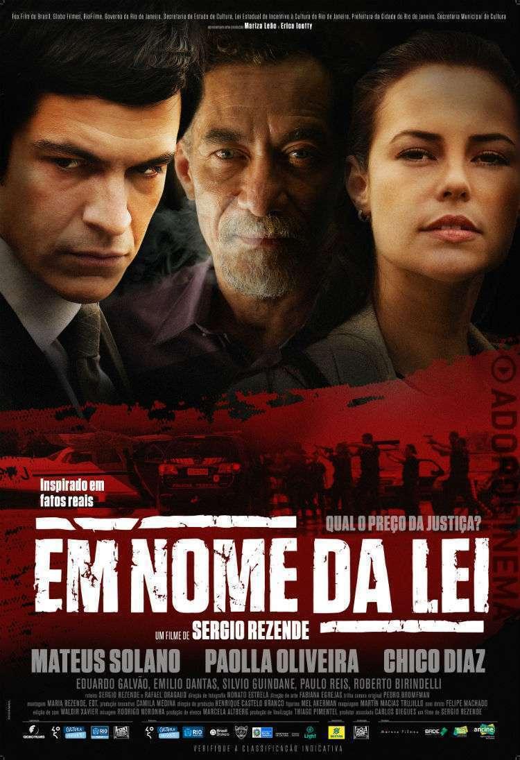 Em Nome Da Lei poster