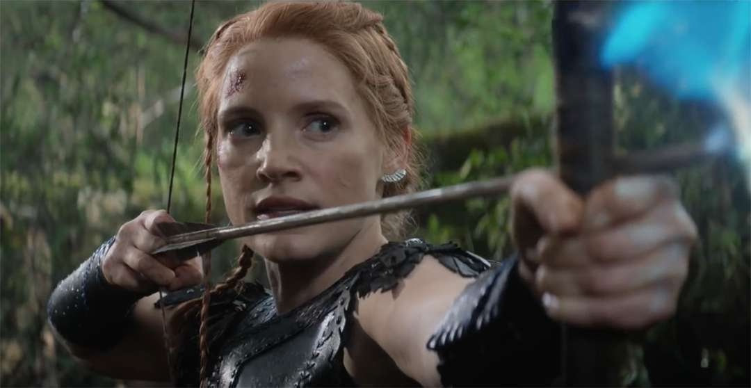 The Huntsman Winters War Chastain