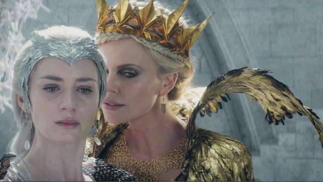 The Huntsman Winters War queens