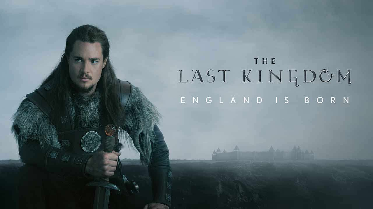 The Last Kingdom banner