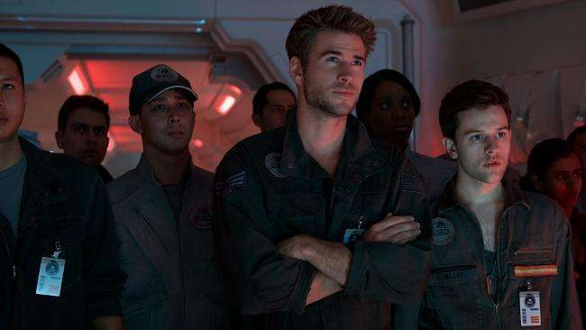Independence Day 2 Hemsworth