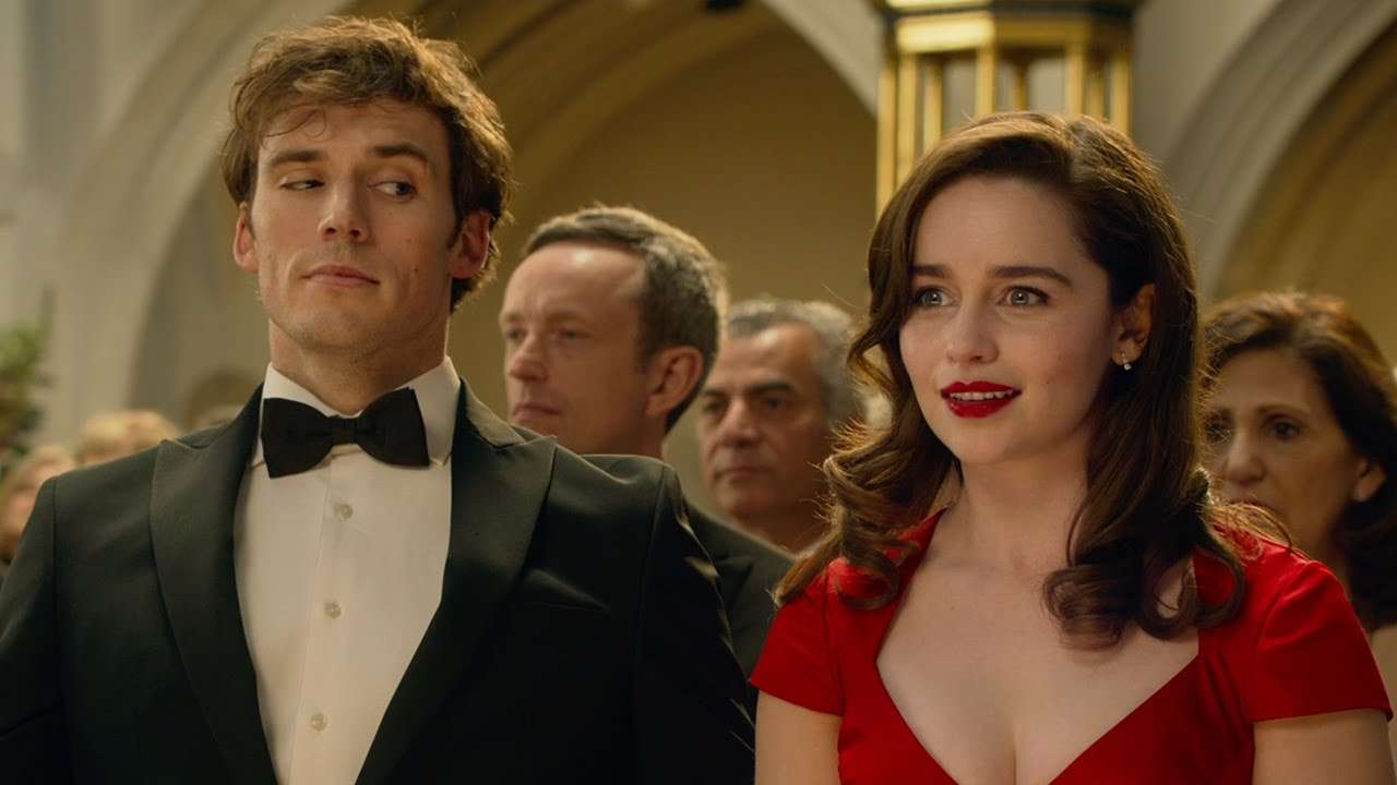 Me Before You couple