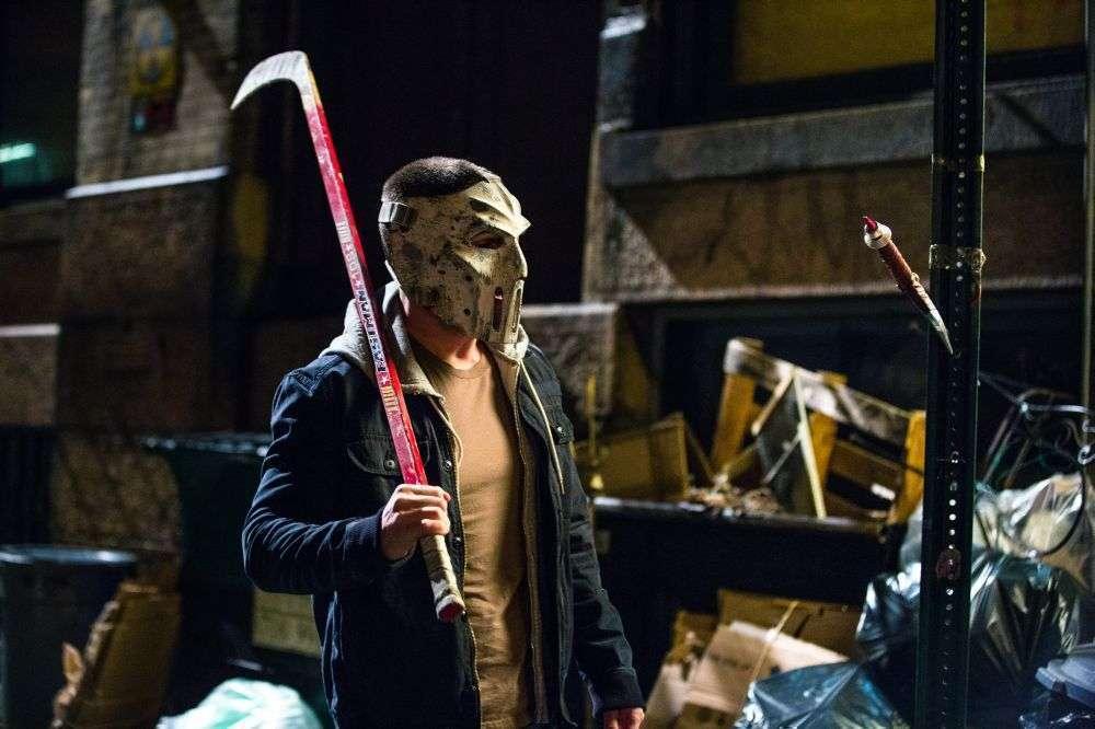 Teenage Mutant Ninja Turtles 2 Jones