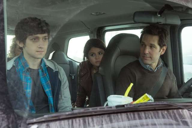 The Fundamentals of Caring scene