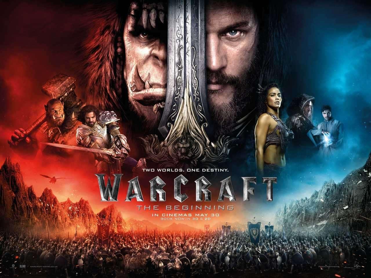 Warcraft banner