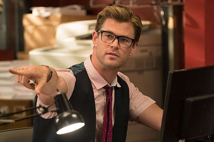 Ghostbusters Hemsworth