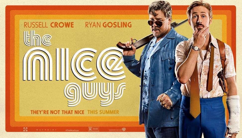 Nice Guys poster