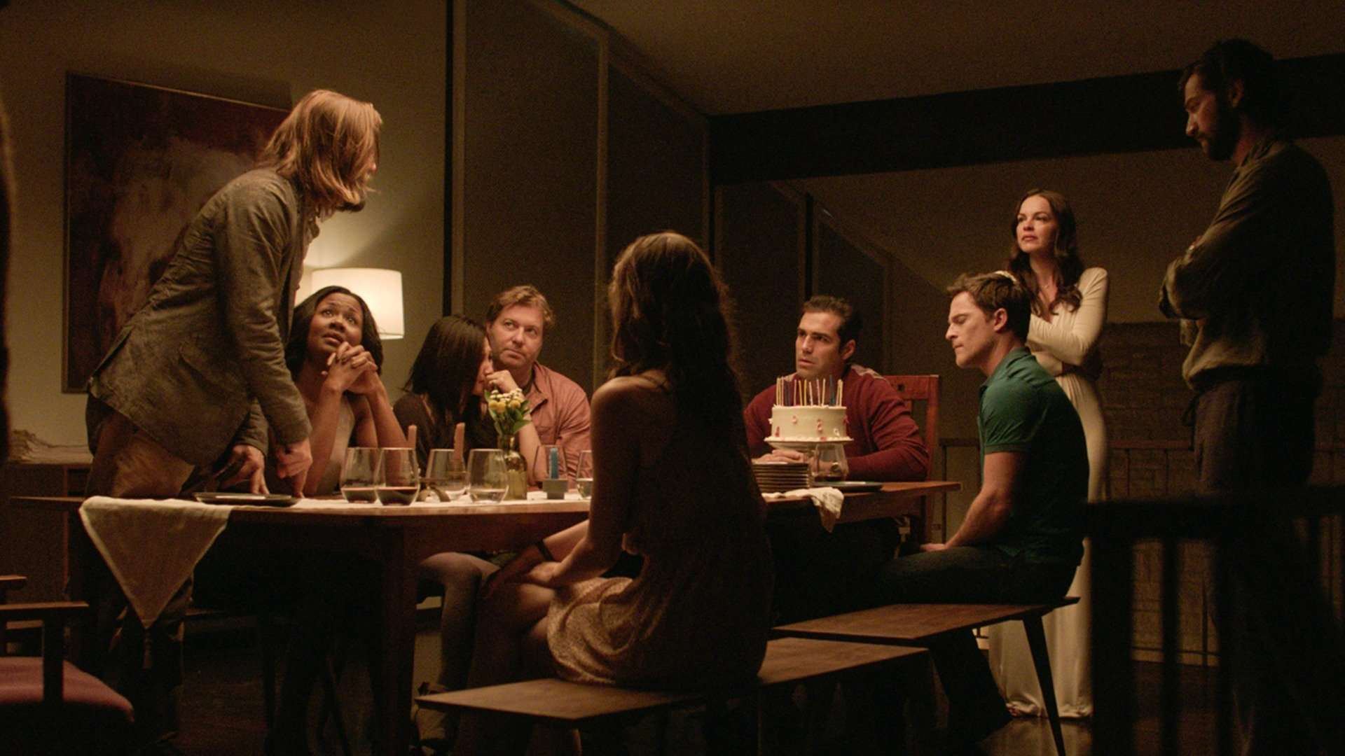 The Invitation scene