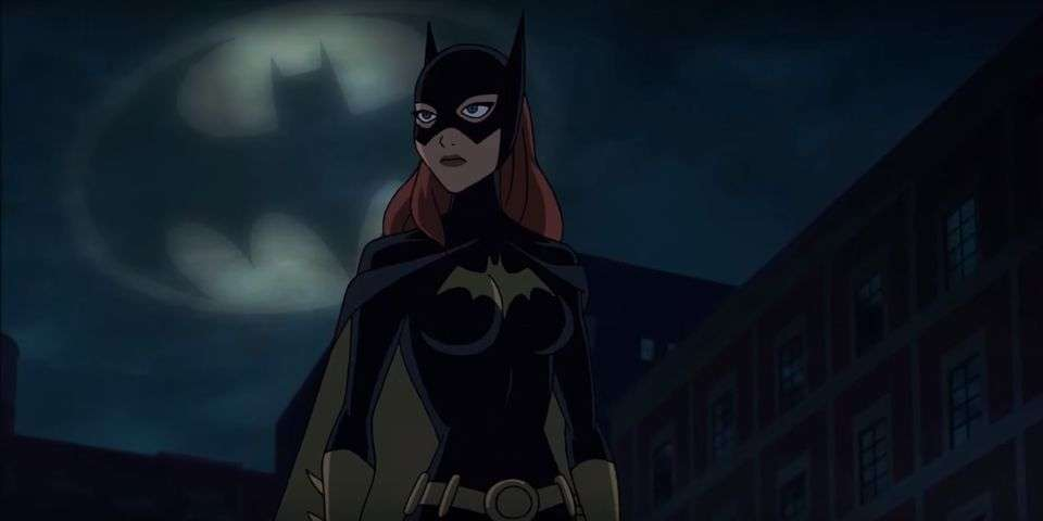 Barbara Gordon acabou tirando o foco do Coringa
