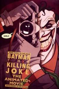 Batman The Killing Joke poster