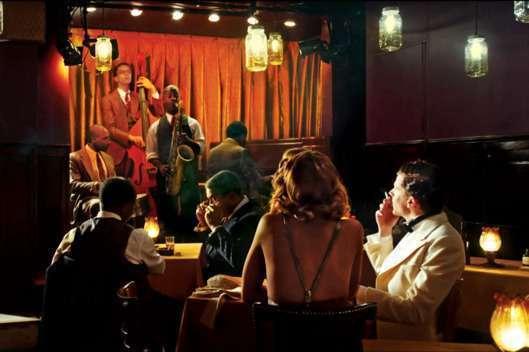 Cafe Society scene