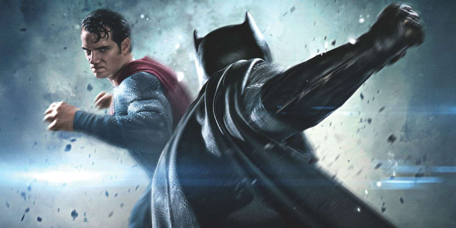 Dawn of Justice UE fight