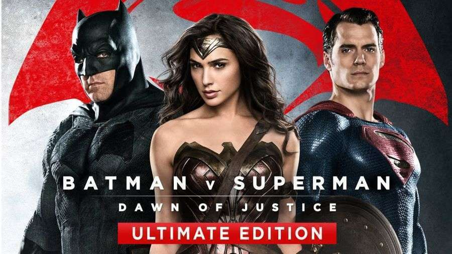 Dawn of Justice UE
