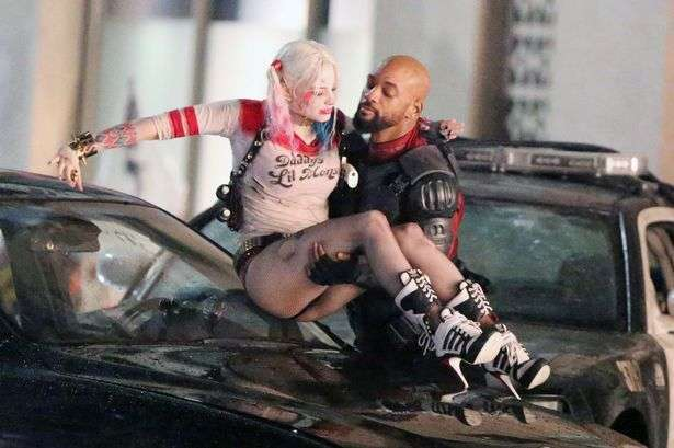 Suicide Squad Robbie Smith