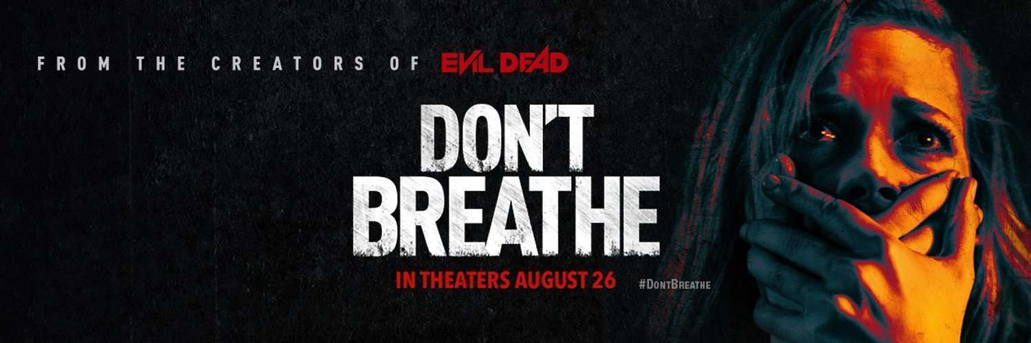 Don't Breathe banner