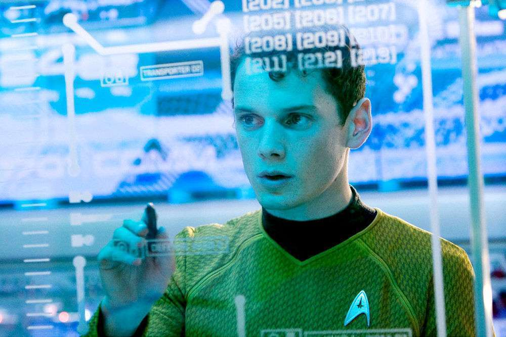 Star Trek Yelchin