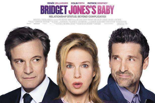 Bridget Jones' Baby banner