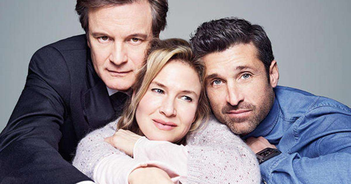 Bridget Jones' Baby cast