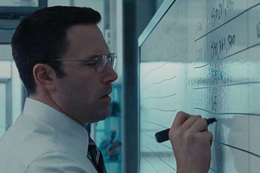 The Accountant Affleck