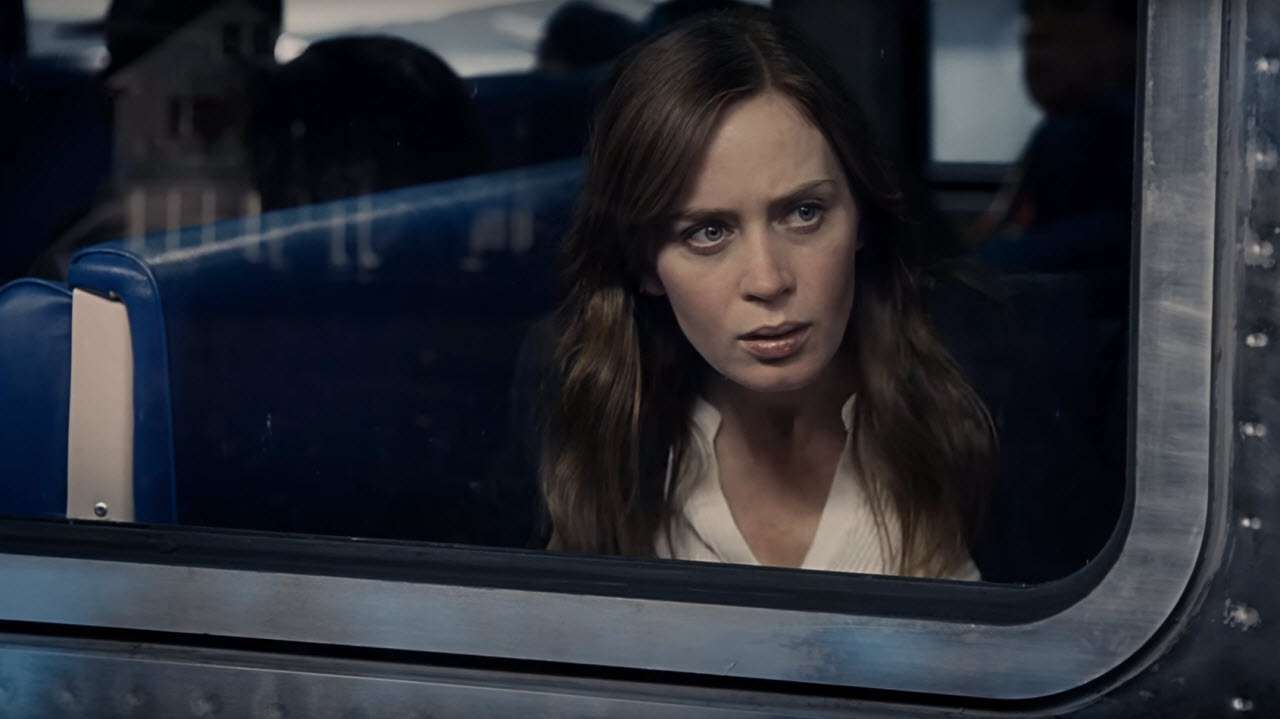 The Girl on the Train Blunt