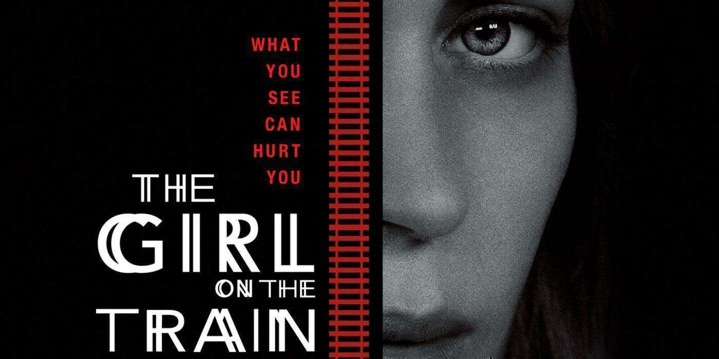 The Girl on the Train banner