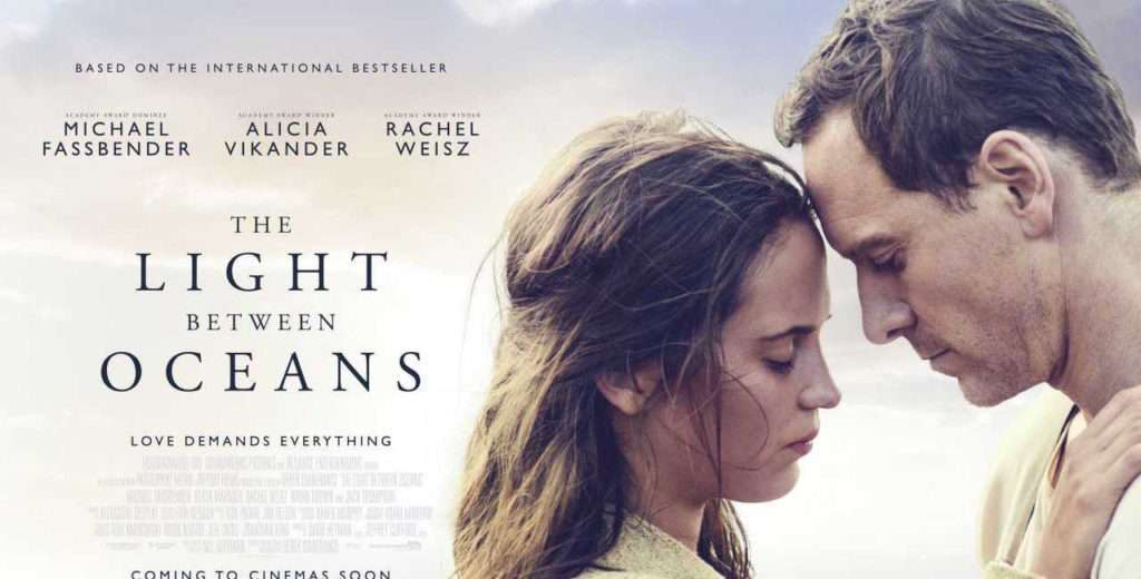 The Light Between Oceans banner