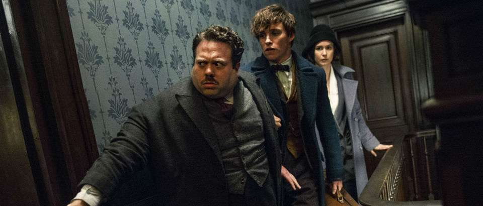 Fantastic Beasts three