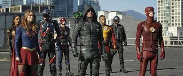 Invasion CW scene