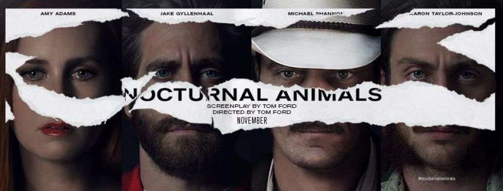 Nocturnal Animals banner