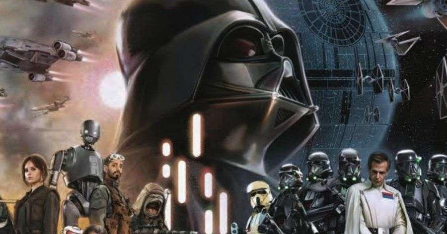 Lord Vader continua uma figura indispensável
