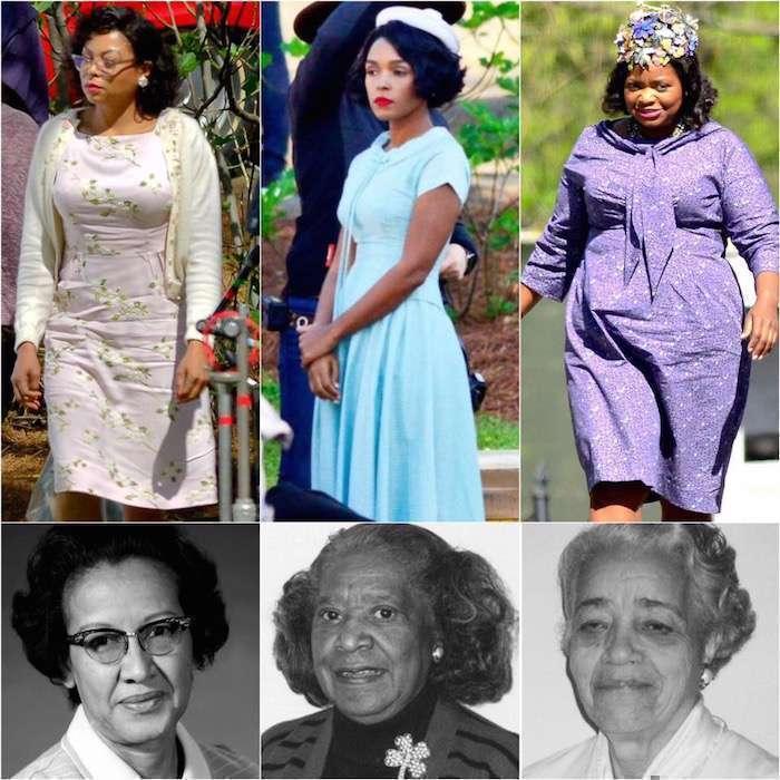 As atrizes e as verdadeiras inspiradoras da história