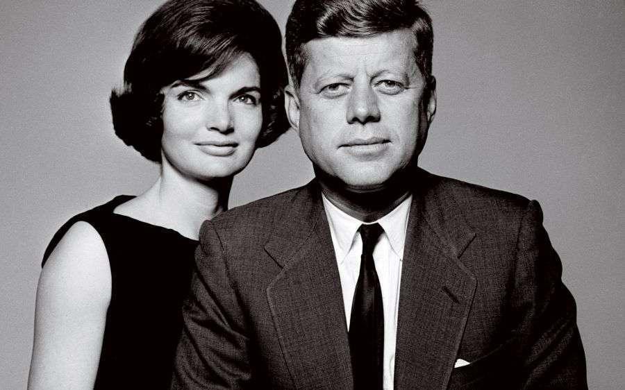 O casal real, bem próximo do retratado