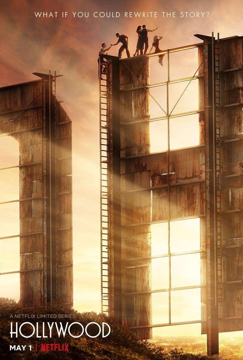 Ryan Murphy recria Hollywood na Netflix - O PipoqueiroO Pipoqueiro
